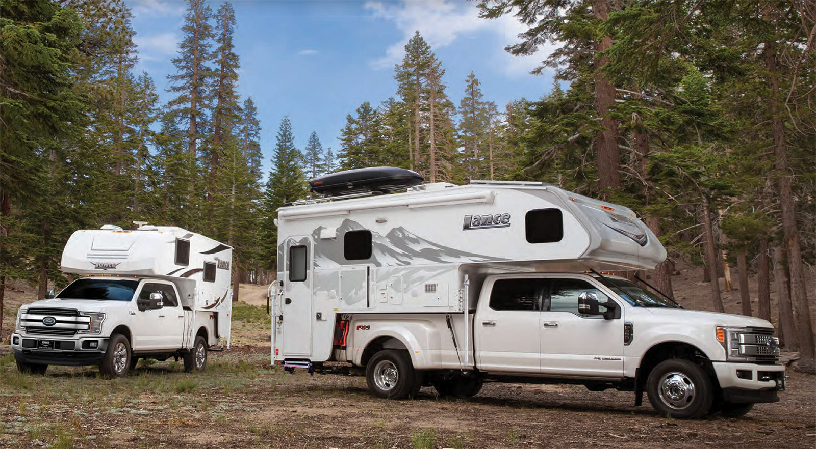 Lance RV & Truck Campers for Sale at Galaxy Campers | Lance